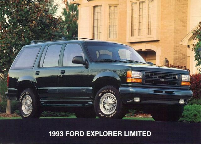 Ford explorer 1993 foto, avto papa gruzia