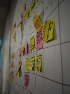 Post-It Note Schedule