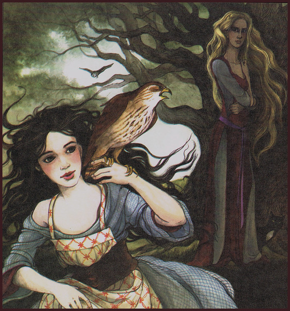 Snow White illustrated by Trina Schart Hyman