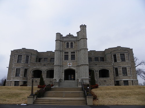 Pythian Castle - Springfield, MO