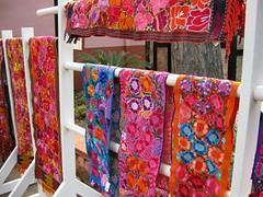 La Villita textiles in San Antonio