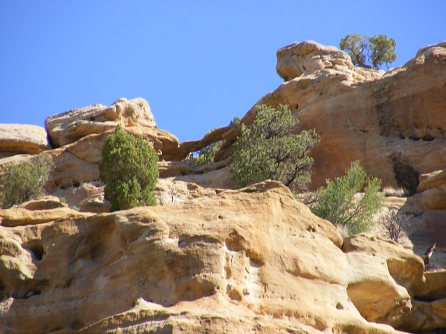New Mexico Natural Arch NM-87