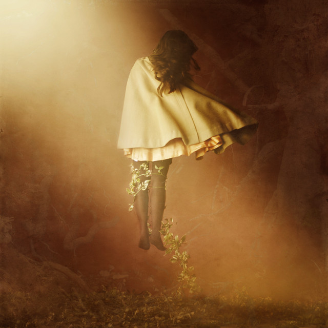 brookeshaden - walking alone