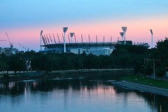 Olympic Stadium Melbourne