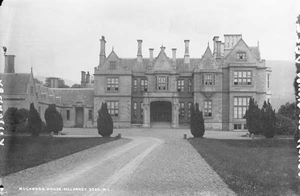 Muckross House, Killarney, Kerry