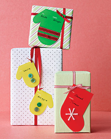 martha stewart gift tag template - proper hunt hot off the press diy gift tags