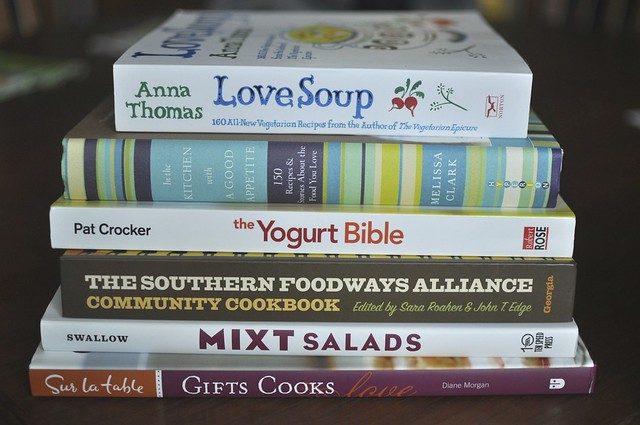 cookbook stack two