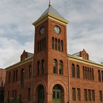 Coconino County Courthouse, Flagstaff, Arizona