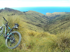Okuti Valley, Banks Peninsula, Canterbury, New Zealand