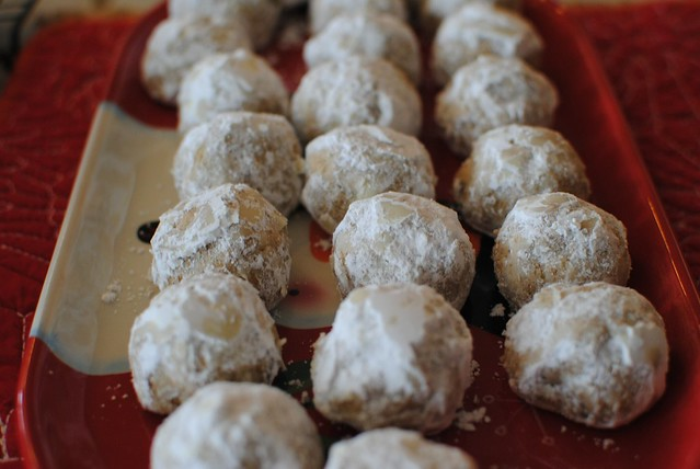 The Best Mexican Wedding Cookies
