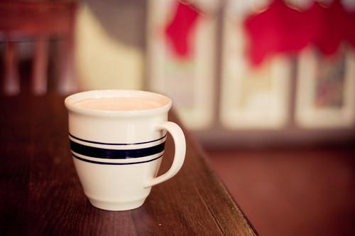 Café Conmigo, Por Favor?