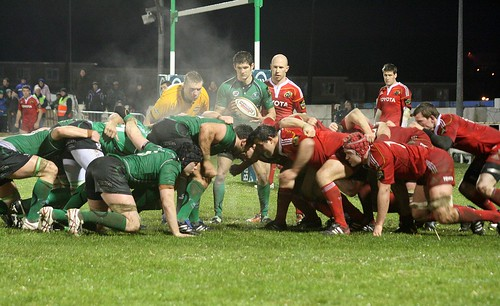 Connacht v Munster