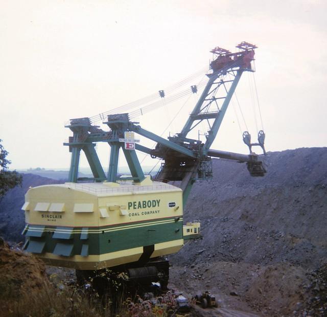 Sinclair Coal Mine - Kentucky