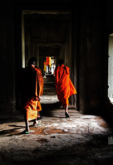 monks of angkor
