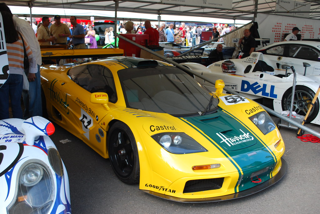 Fine Mclaren Race Cars For Sale Adornment - Classic Cars Ideas ...