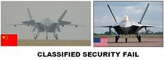 Classified Security Fail