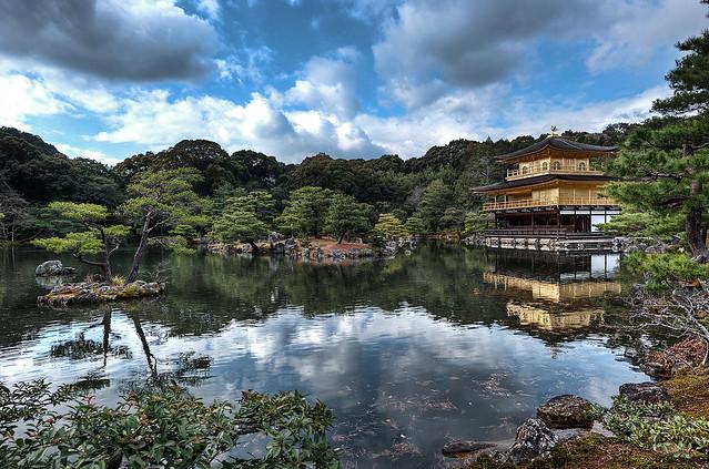 Kinkaku-ji (Golden Temple, Kyoto)