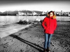 Selective colouring