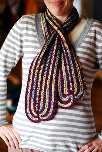 Spitcurl Scarf