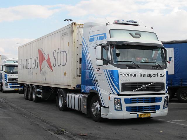 Netherland - Peeman Transport - Volvo | Flickr - Photo Sharing!