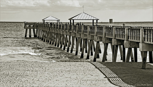 juno pier  by Alida's Photos