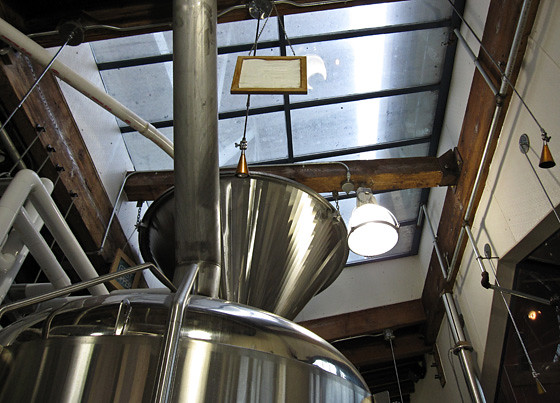 Granville Island Brewery Tour