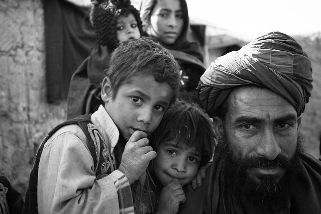 The forgotten - dwellers of Kabul slums