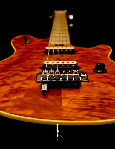 My 1996 Peavey Wolfgang Guitar