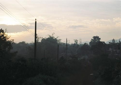 film fog analog sunrise 35mm vietnam highland analogue kodakfilm filmphotography nikonfm kodakcolorplus200 lamdong rừng baolam