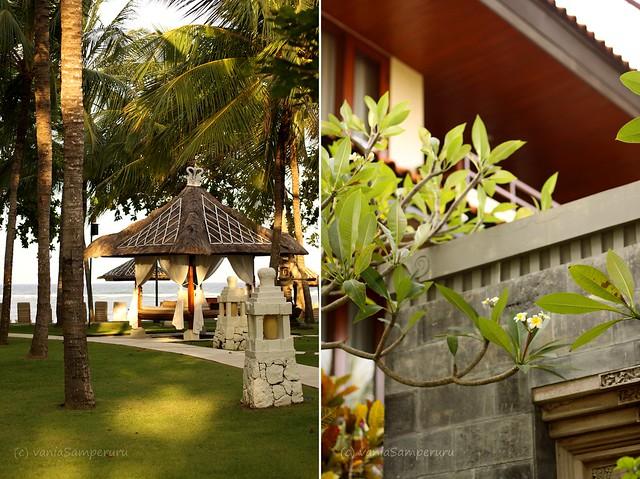 Westin Hotel, Nusa Dua, Bali.
