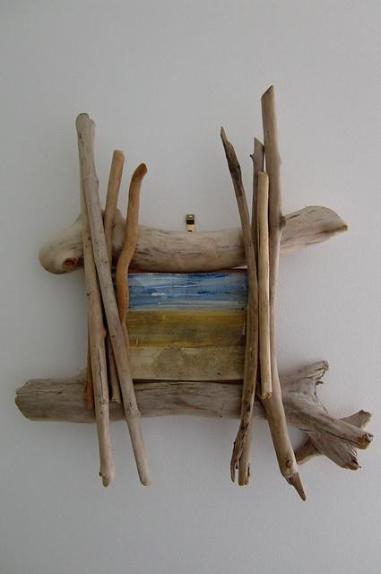Cadre en bois flott flickr photo sharing for Cadre bois flotte