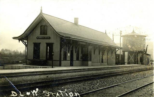 DL&W Station, Cohocton, NY