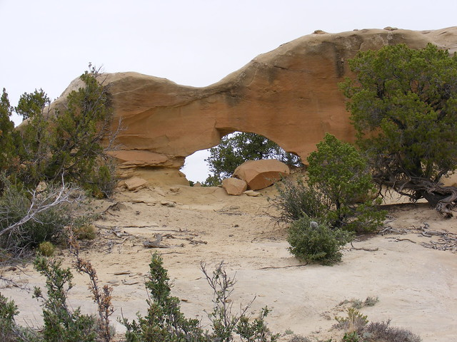 New Mexico Natural Arch NM-185