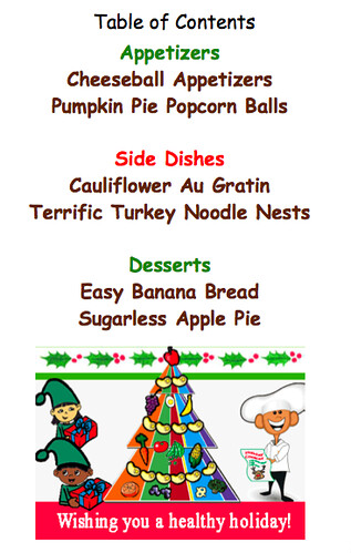 Easy Holiday Recipes for Kids- Chef Solus Cookbook