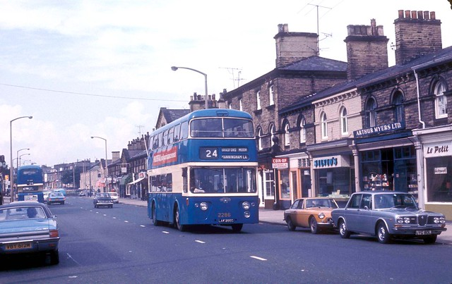 Fleet United Kingdom  City new picture : ... fleet No 2286 in Gordon Terrace, Shipley, Bradford, England, United