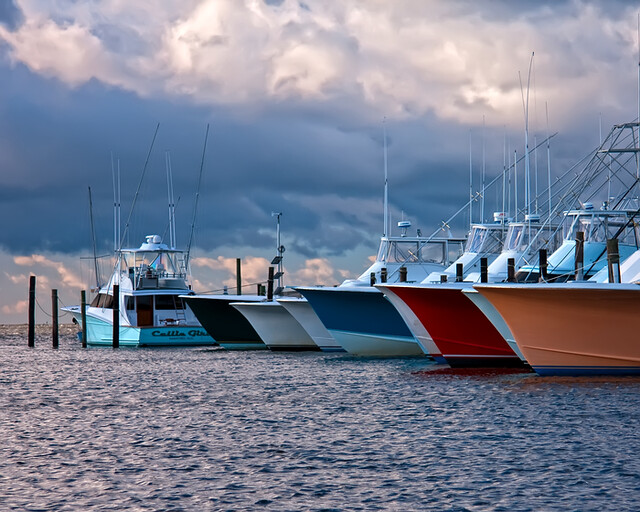 Fishing charter boats at oregon inlet home of the largest for Nc fishing charters