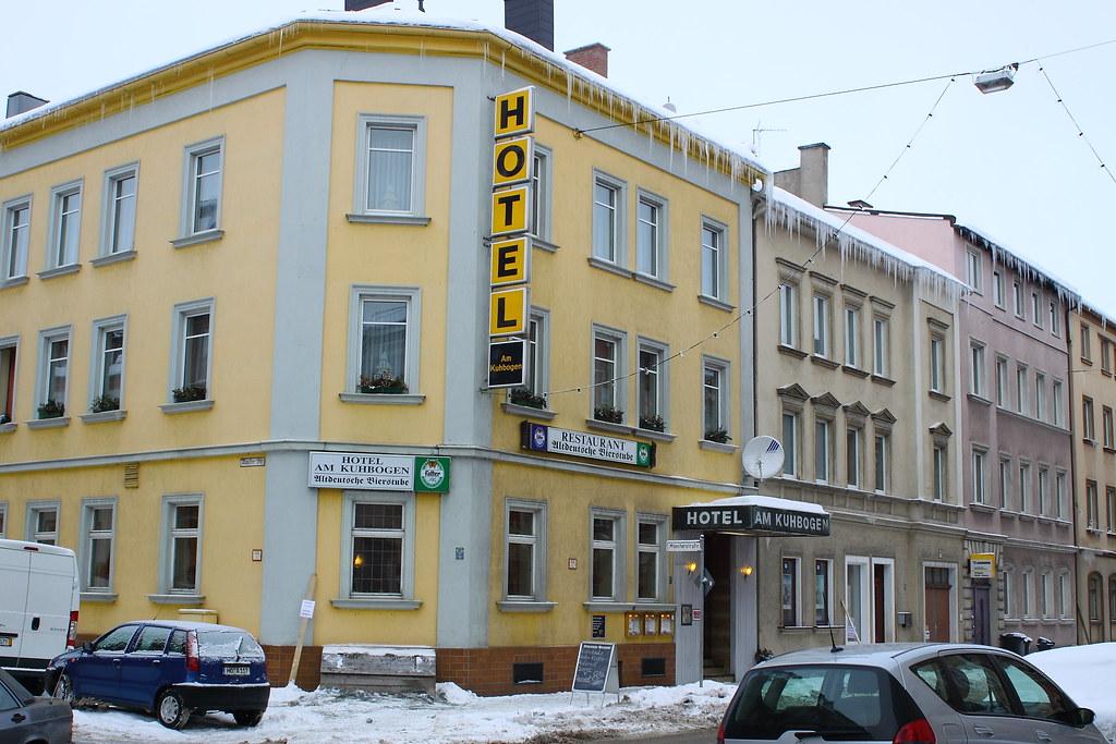 Hotel Burghof Hof Saale