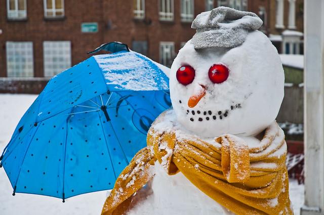 Stokey Under Snow, Dec 2010