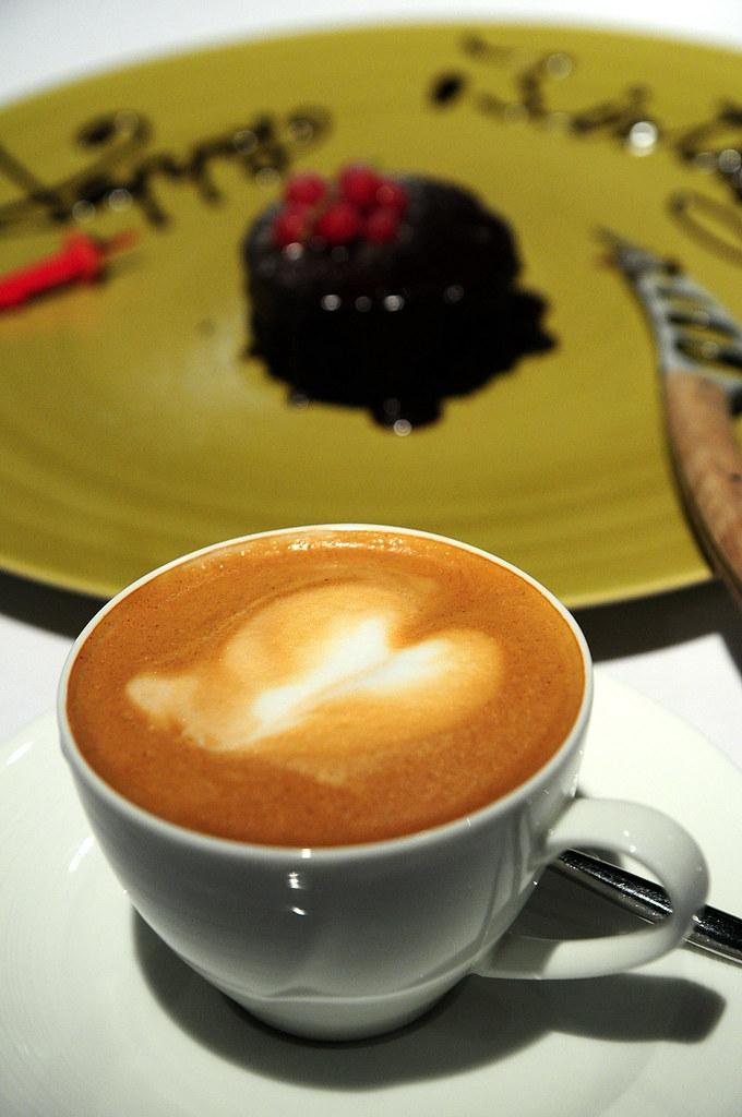 Danny & Company - 熱拿鐵咖啡