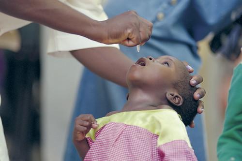 Challenge Winners to Help Eradicate Polio Globally