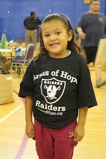 Arms of Hope- San Antonio Raiders 169