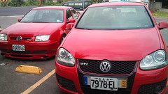 volkswagen polo mk5(0.0), volkswagen polo gti(0.0), automobile(1.0), automotive exterior(1.0), family car(1.0), wheel(1.0), volkswagen(1.0), vehicle(1.0), volkswagen gli(1.0), volkswagen gti(1.0), volkswagen golf mk5(1.0), city car(1.0), bumper(1.0), land vehicle(1.0), vehicle registration plate(1.0), volkswagen golf(1.0),