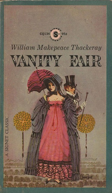 Book Cover Images Fair Use ~ Signet books cq thackeray vanity fair flickr