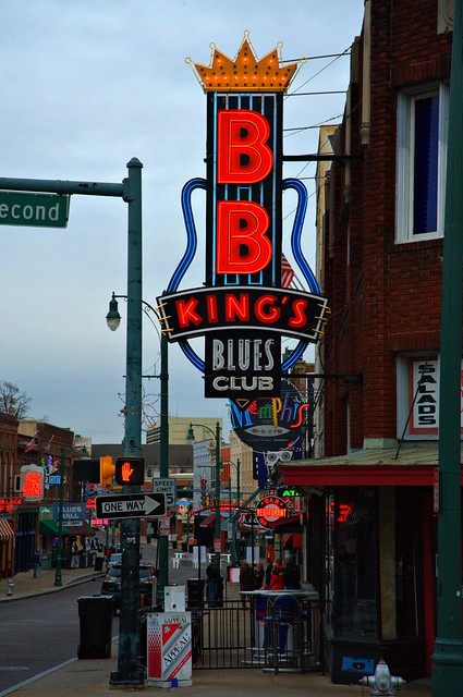 BB Kings Blues Club...Memphis, TN by cwwycoff1, on Flickr