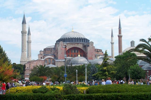 Hagia Sophia - İstanbul, Turkey