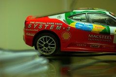 ferrari f430 challenge(0.0), race car(1.0), model car(1.0), automobile(1.0), vehicle(1.0), stock car racing(1.0), performance car(1.0), automotive design(1.0), ferrari f430(1.0), land vehicle(1.0), luxury vehicle(1.0), supercar(1.0), sports car(1.0),