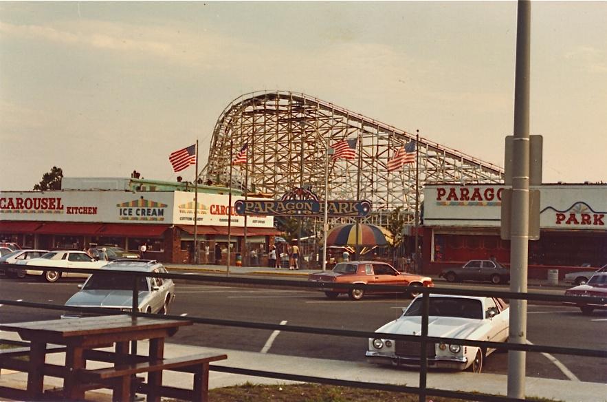 Paragon Park 1984