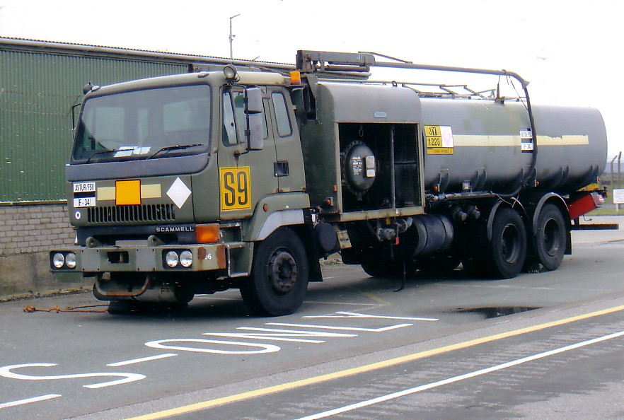 14AY96 Scammell S26