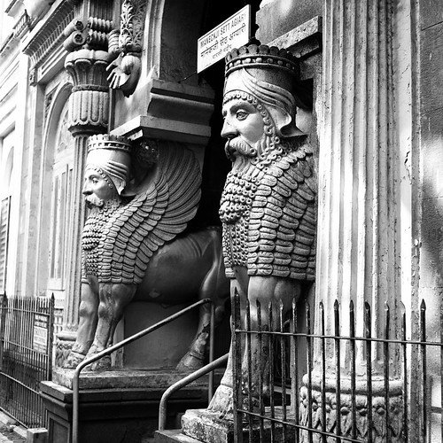 Parsee Fire Temple, Mumbai.