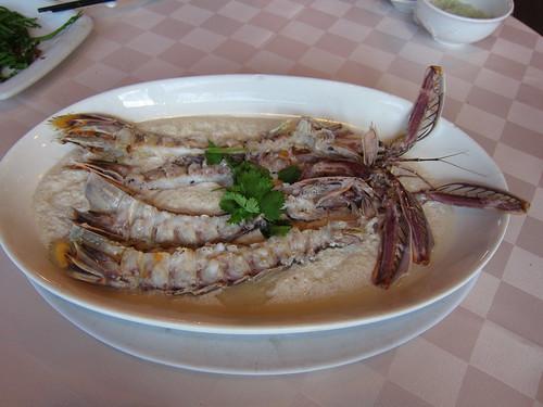 Sabah Ocean Seafood Village Mantis Prawn